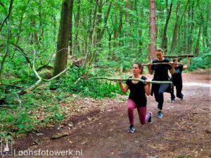 Bos en Duin trainingen voor vrouwen