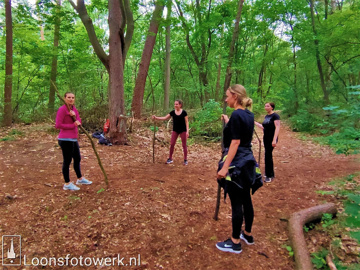 Bos & Duin trainingen voor vrouwen 33