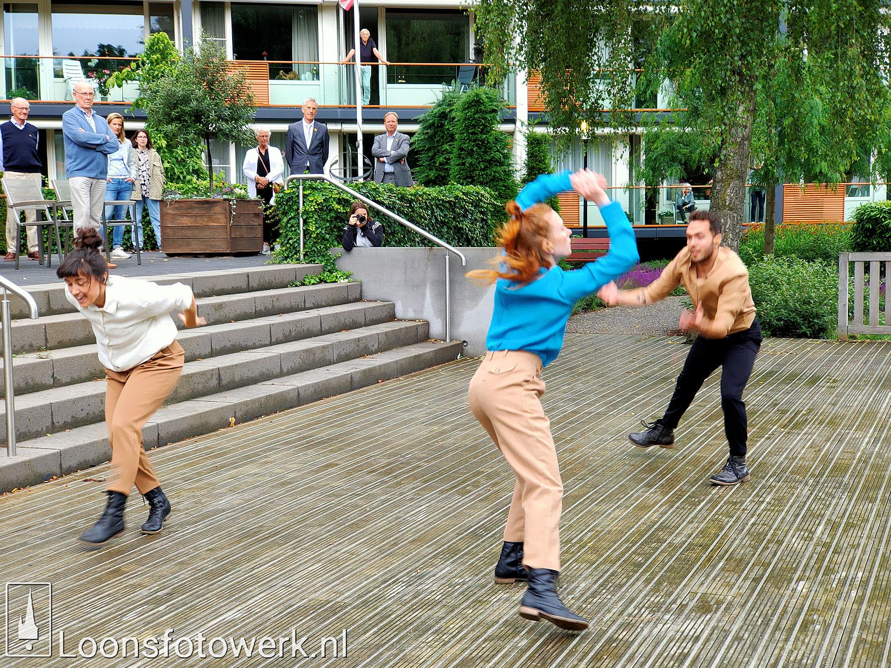 Dansnest danst voor Jan Bernard Koolen 21