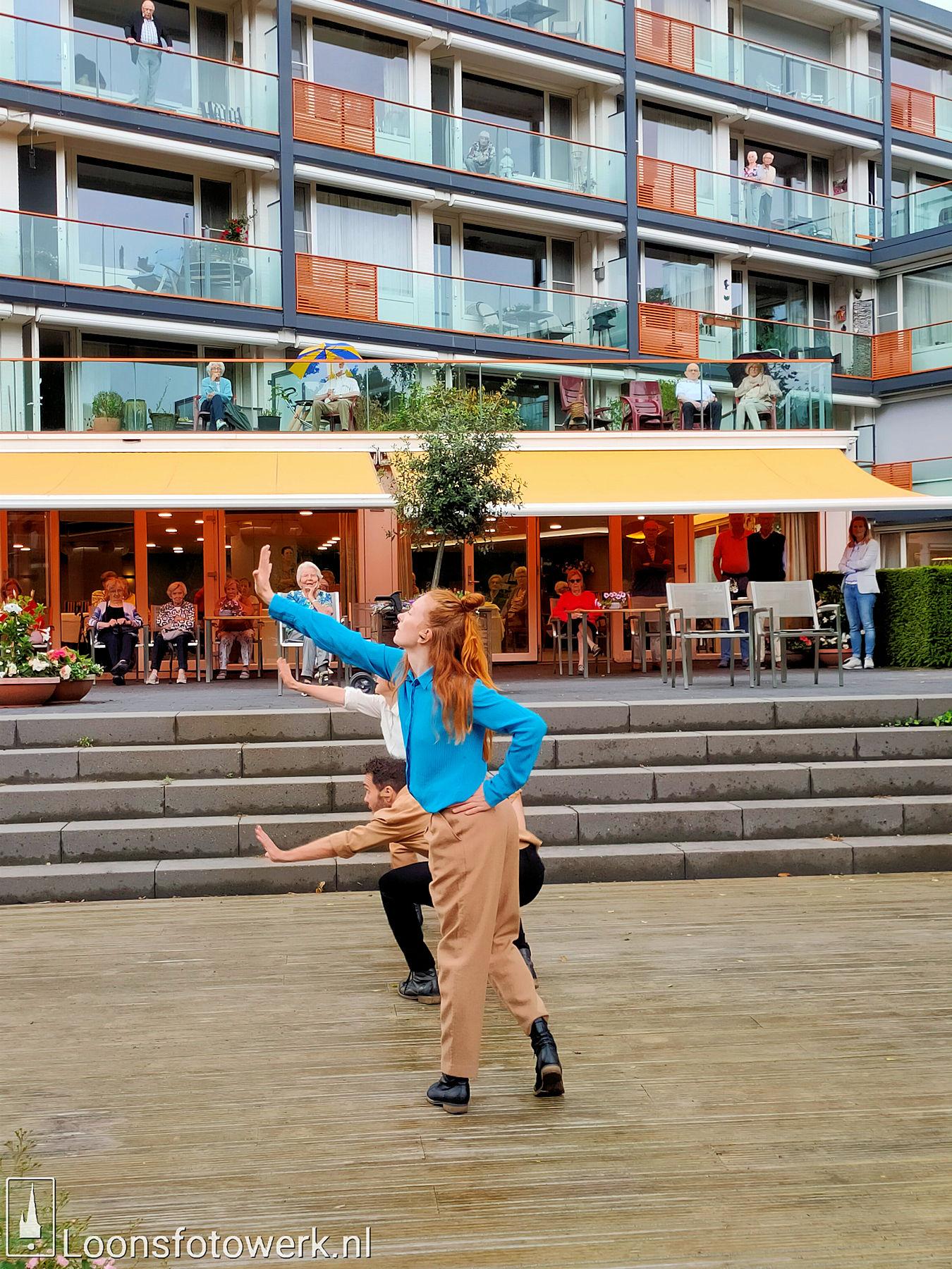 Dansnest danst voor Jan Bernard Koolen 27