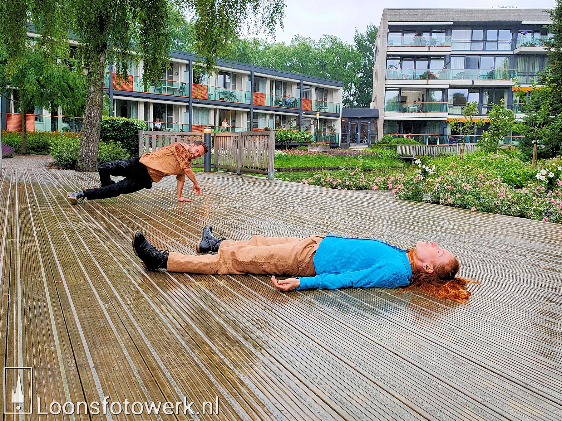 Dansnest danst voor Jan Bernard Koolen 37