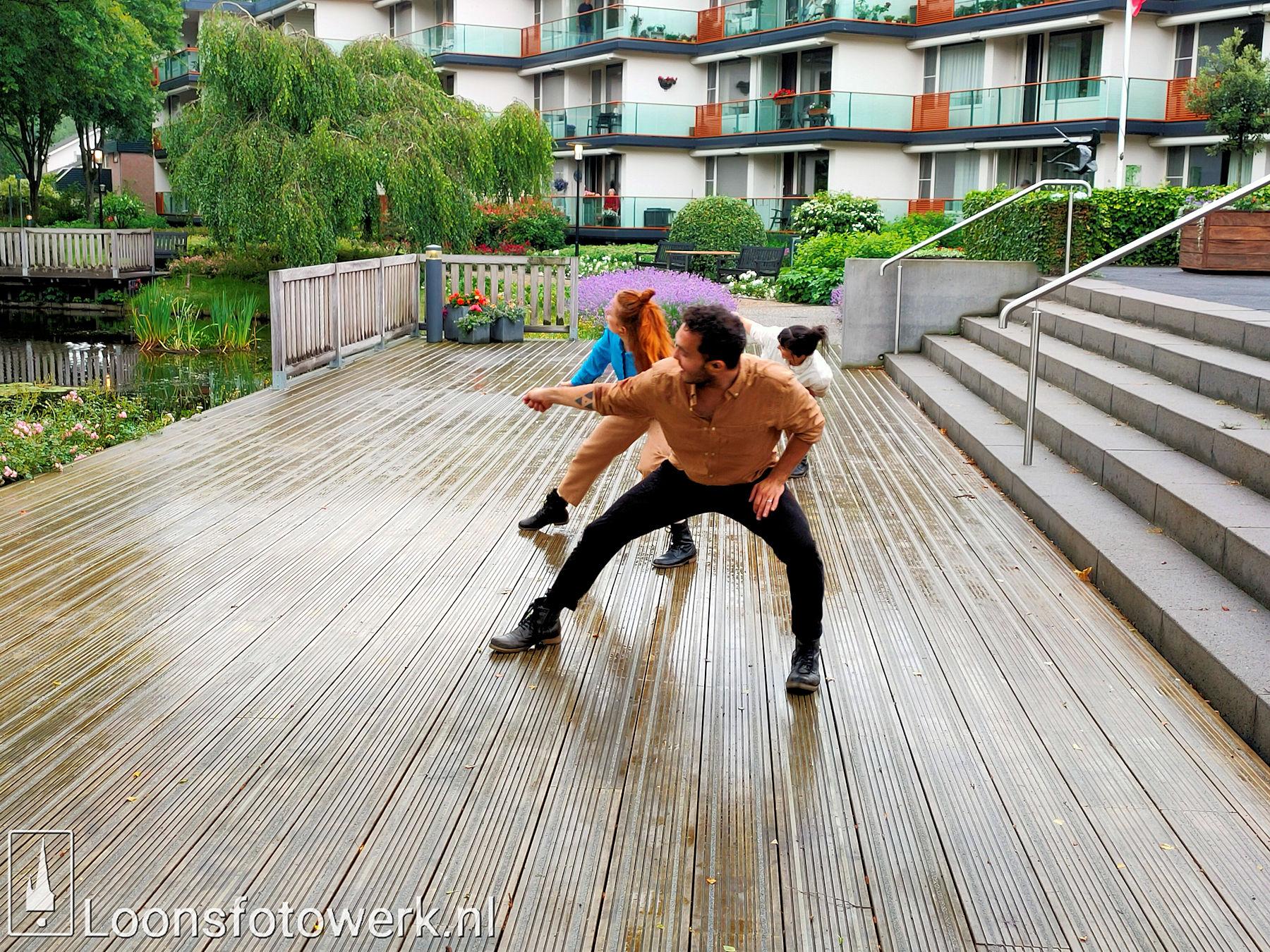 Dansnest danst voor Jan Bernard Koolen 46