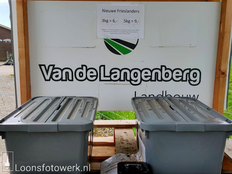 Aardappelen Van de Langenberg 1