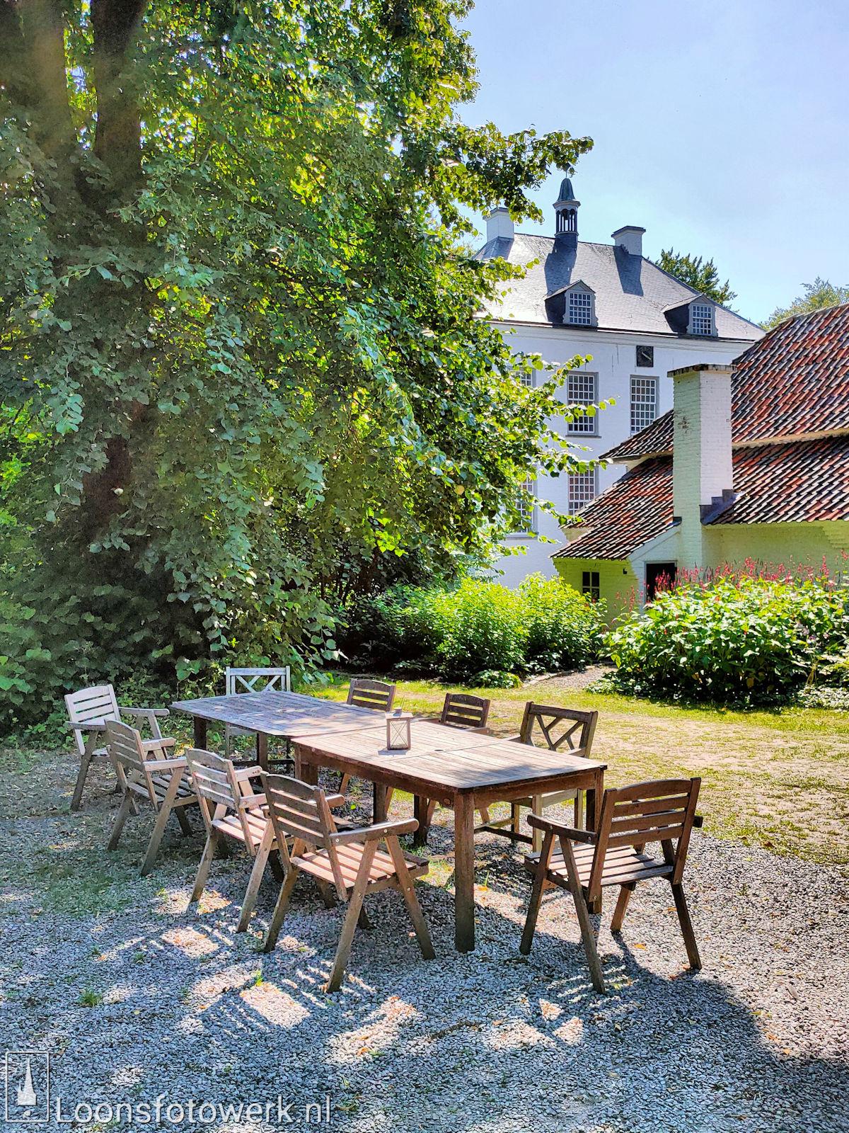 Koetshuis en tuin Witte Kasteel 3