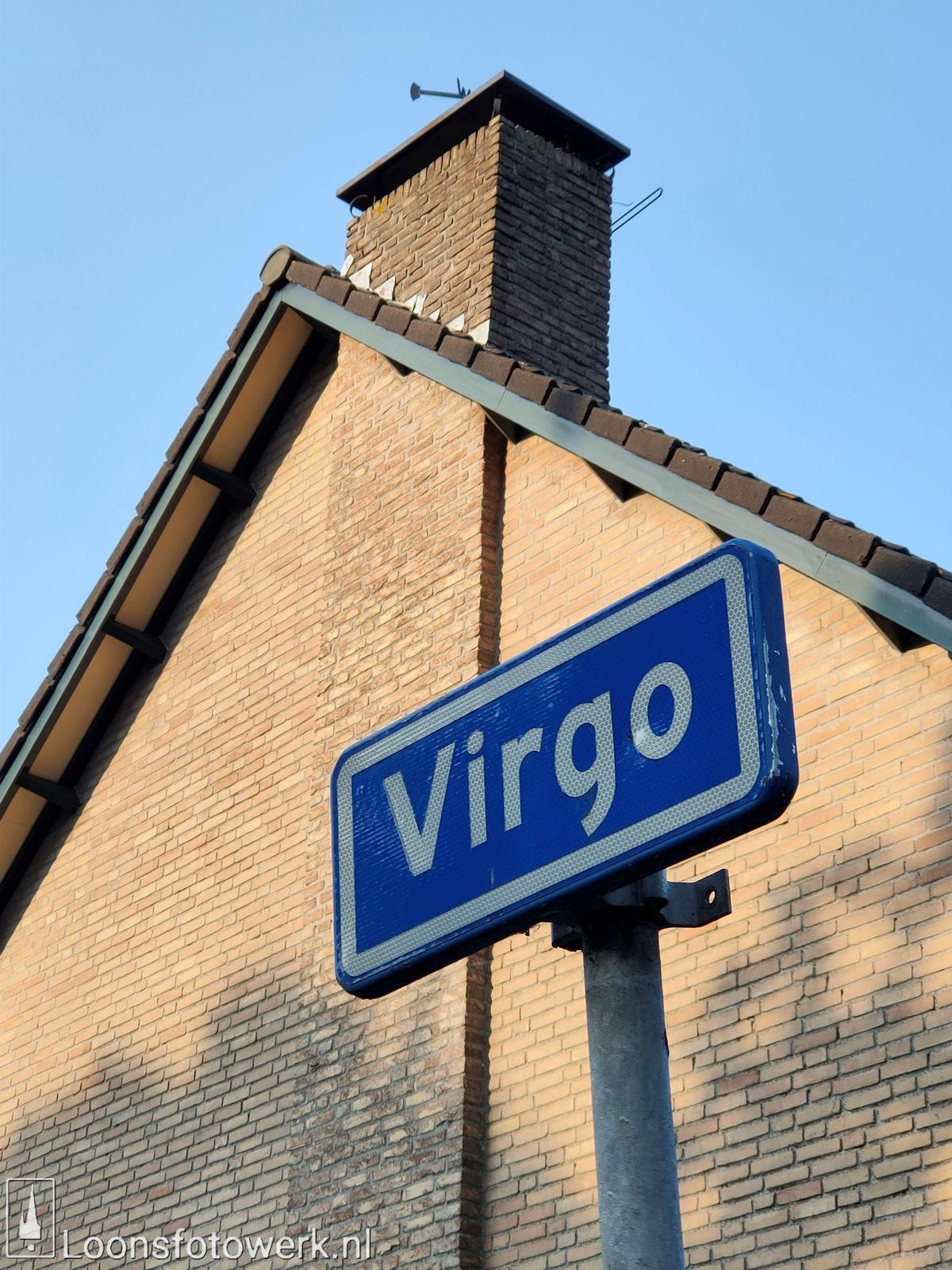 Virgo, het hofje tegenover de Blokkendoos 2