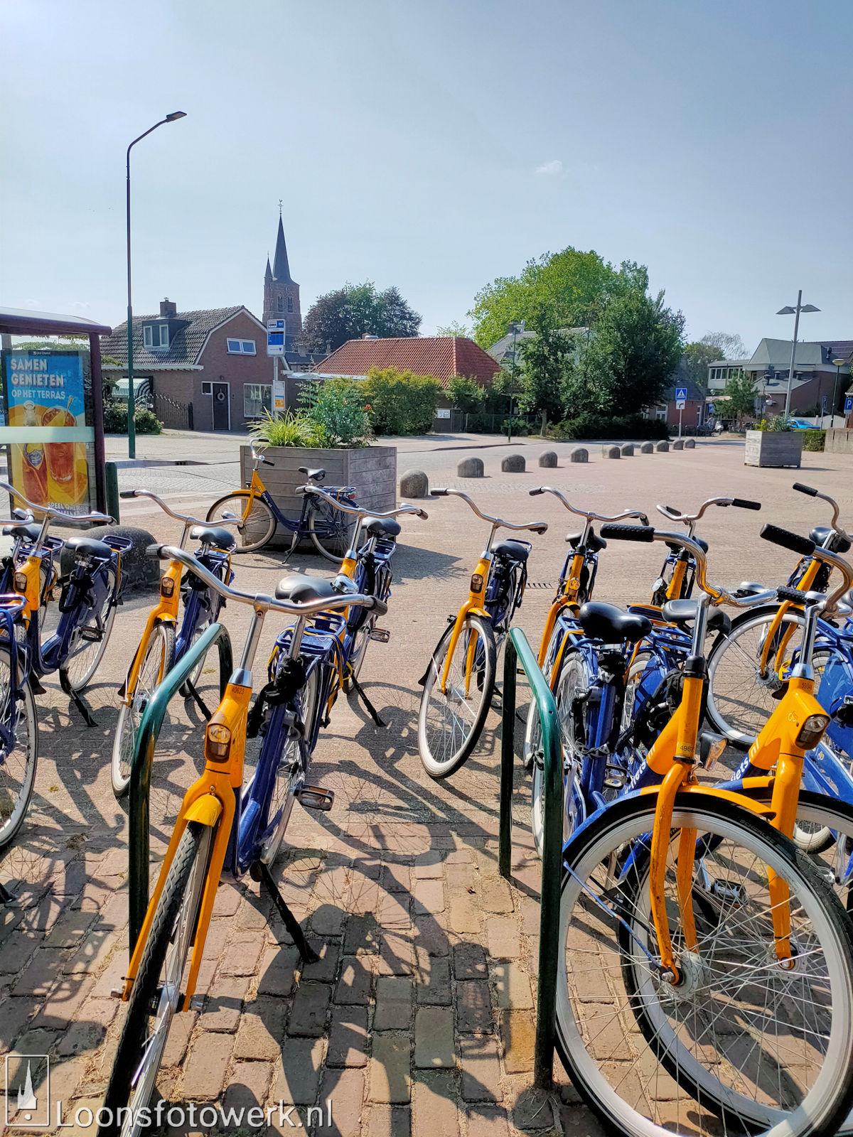 Loon op zand goed bereikbaar met OV-fiets 1