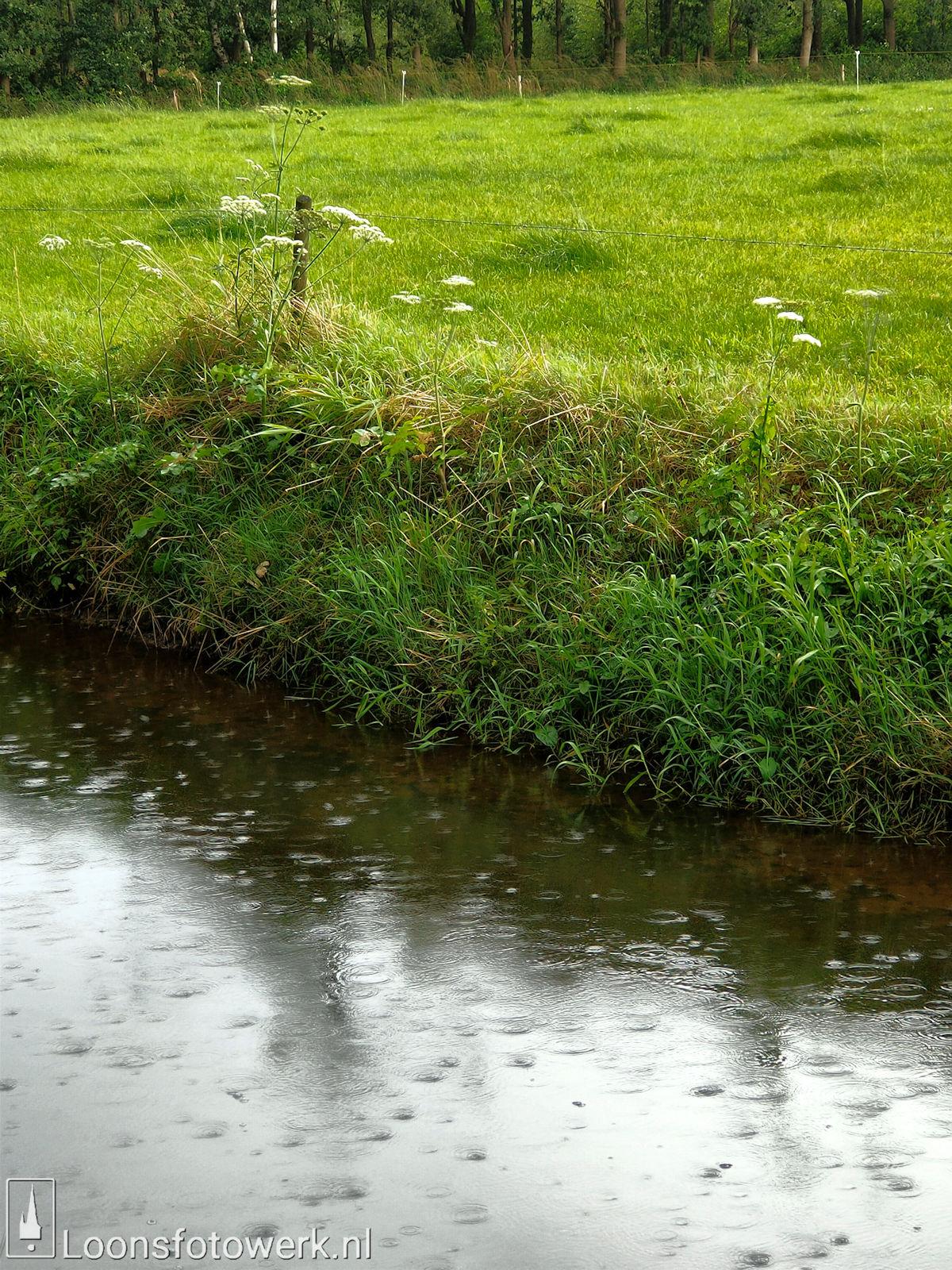 Zandleij in de regen 5