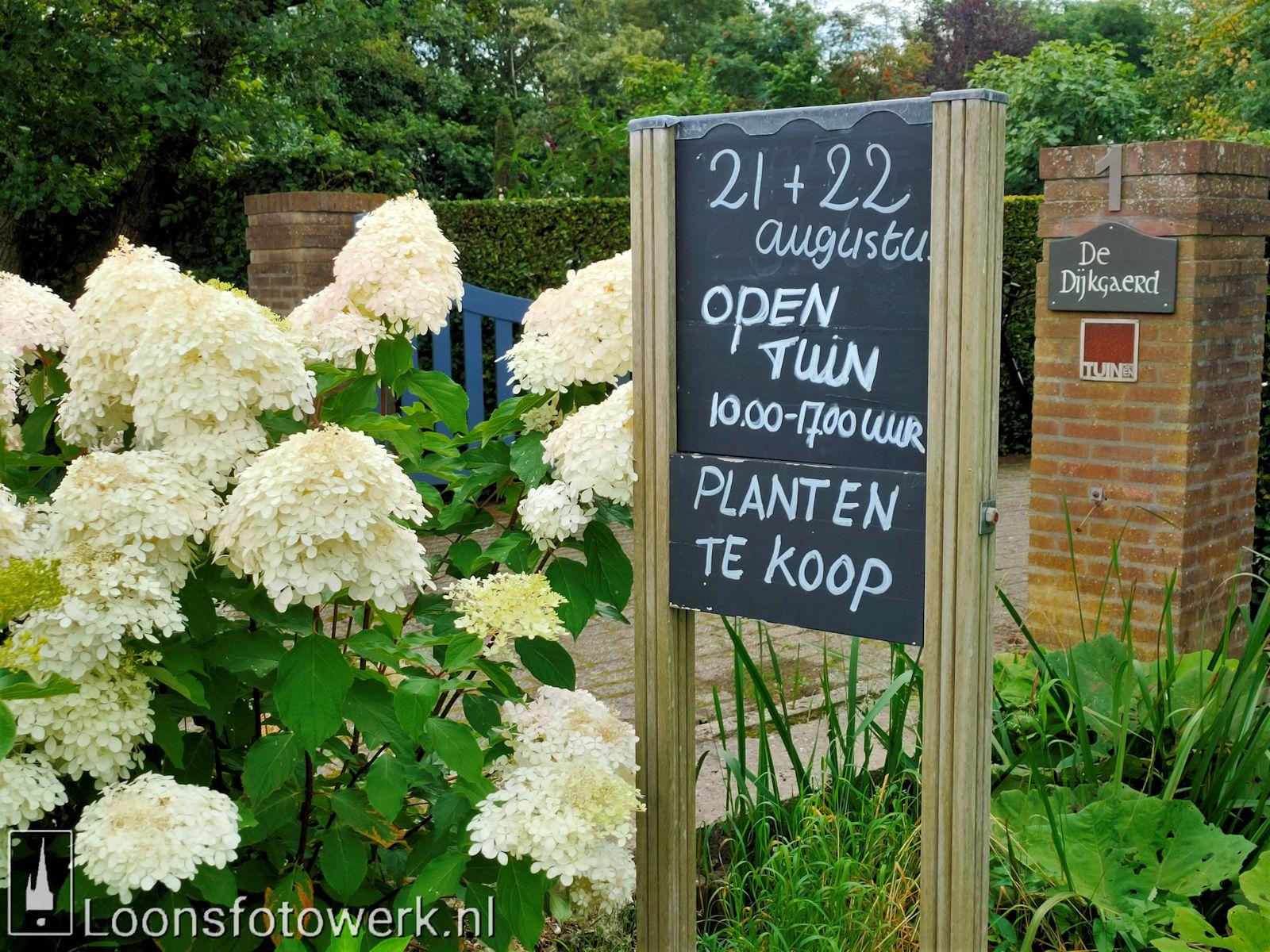 Open tuinendagen - De Dijkgaerd 3