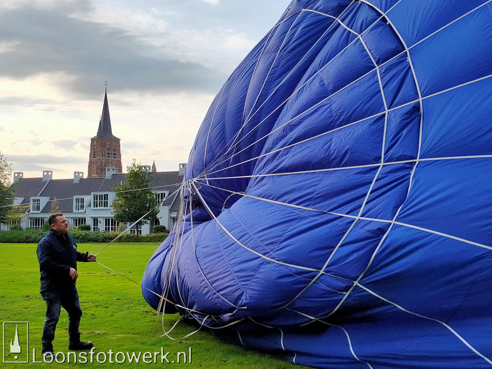 Ballonvaart Loon op Zand